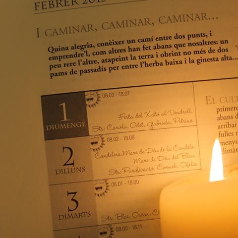 La candalera