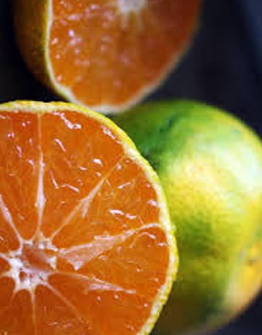 mandarina verda