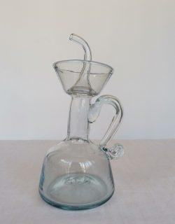 setrillera per servir l'oli transparent gordiola | Bon Vent
