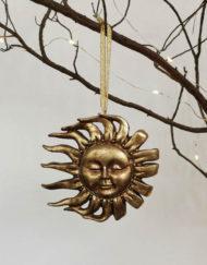 sol de resina árbol navidad