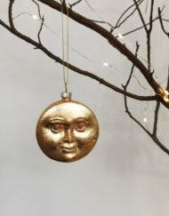 Decoración Navidad sol y luna