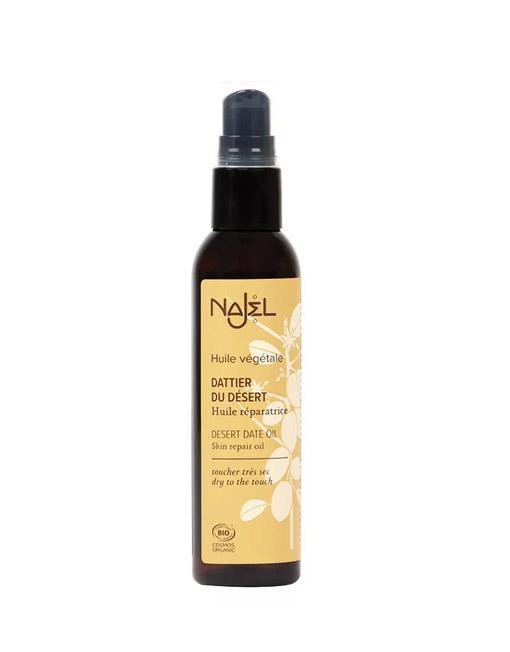 Aceite de dátil Najel reparador para el cuerpo